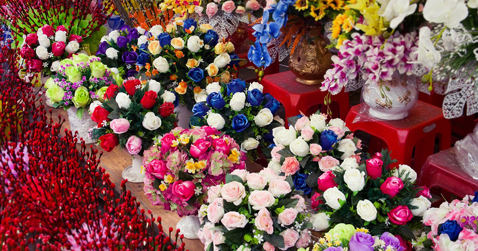 how to buy flowers